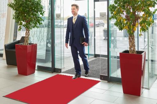 Fußboden Matten Eingangsbereich ~ Fußmatten matten eingangsmatten kokosmatten logomatten