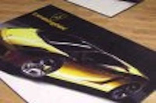 JetPrint Velour- Logomatten, Designmatten, Advertising-mats