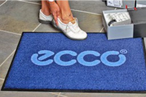Magic-Mat Advertising-mats, Designmats, Logomats